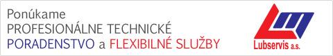 Ponúkame profesionálne technické poradenstvo a flexibilné služby
